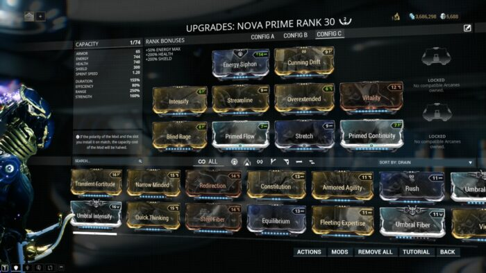Nova Builds Guide Warframe School Com In warframe there are a few selected warframes that are very useful to have and be able to play. warframe school com