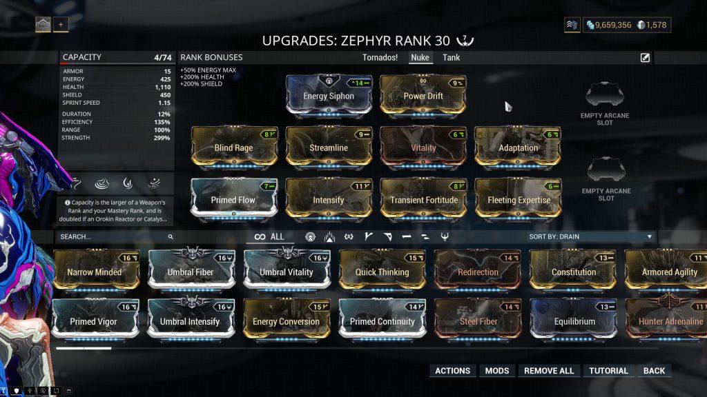 Nuke Zephyr Build