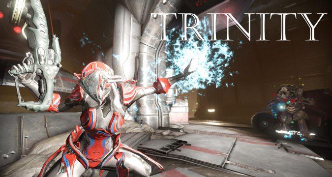 Trinity Builds Guide | Warframe-School com