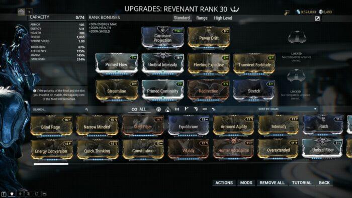 Revenant Builds Guide | Warframe-School.com