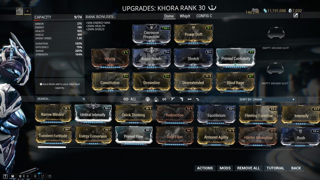 Khora - Dome Build