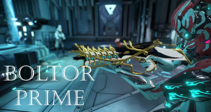 Boltor Prime Builds Guide   Warframe-School com