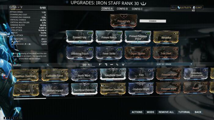Wukong Builds Guide | Warframe-School com