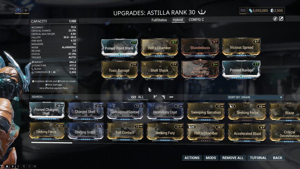Astilla Hybrid Build