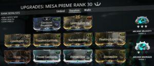 Mesa prime build no.1