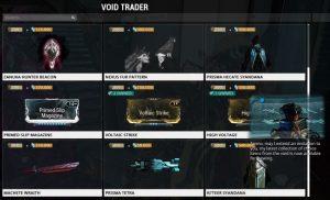 Baro Ki'Teer - Void Trader