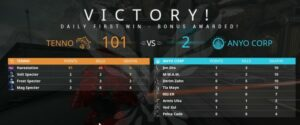 Credit Farming Warframe - Daily First Win
