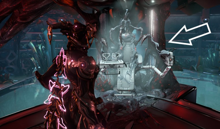 Helminth Warframe Guide - Cyst Removal