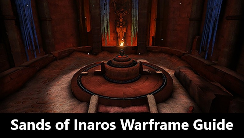 Sands of Inaros Warframe Guide