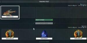 Trading Fish in Warframe