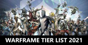 Warframe Tier List - Best Warframes
