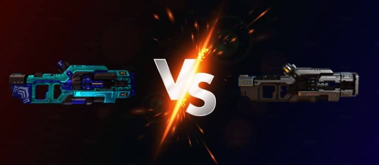 Opticor vs Opticor Vandal