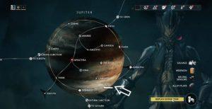 Io – Jupiter (neural Sensors farming)