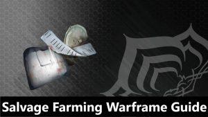 Salvage Farming Guide