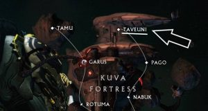Taveuni – Kuva Fortress (neural sensors farming)