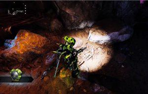 Getting Vega Toroid in Cave